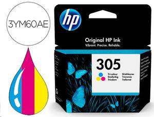 CARTUCHO INK-JET HP 305 TRICOLOR 100 PAG