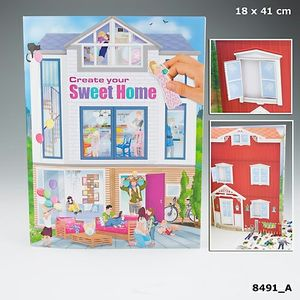CREATE YOUR SWEET HOME DEPESCHE 8491