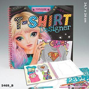T-SHIRT DESIGNER DEPESCHE TOP MODEL 5469