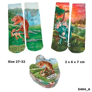 CALCETINES MAGICOS DINO WORLD DEPESCHE 5404