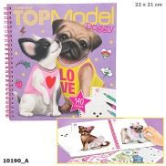 CREATE YOUR TOP MODEL DOGGY DEPESCHE 10190