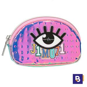 MONEDERO MINI PORTATODO NECESER BAG TOP MODEL LISA AND LENA COLLECTION J1MO71 DEPESCHE 10326