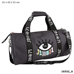 BOLSA DE DEPORTE O VIAJE NEGRA TOP MODEL LISA AND LENA COLLECTION J1MO71 NEGRO DEPESCHE 10332
