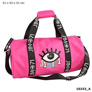 BOLSA DE DEPORTE O VIAJE ROSA FUCSIA TOP MODEL LISA AND LENA COLLECTION J1MO71 DEPESCHE 10333