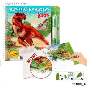 DINO WOLD AQUA MAGIC BOOK REF 11080_A