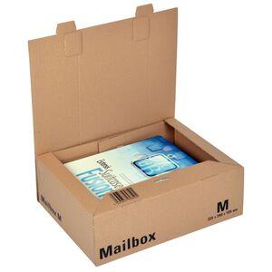 CAJA CARTON SIMPLE MAILBOX 325X240X105 MM