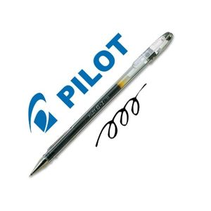 BOLIGRAFO PILOT G-1 0,5 NEGRO