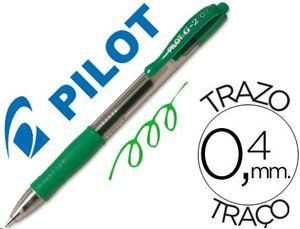 ROTULADOR PILOT G-2 0,7 VERDE
