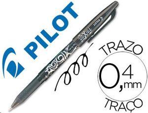 BOLIGRAFO PILOT FRIXION BALL 0,7 NEGRO