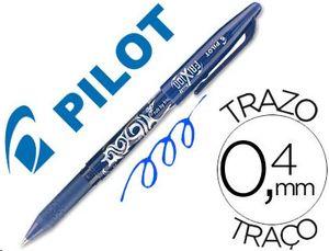 BOLIGRAFO BORRABLE AZUL PILOT FRIXION
