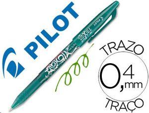 BOLIGRAFO PILOT FRIXION BALL 0,7 VERDE