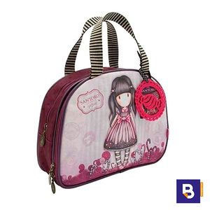 BOLSO NECESER GORJUSS SANTORO SUGAR AND SPICE 655GJ02