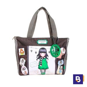 BOLSO SHOPPER GORJUSS SANTORO THE SCARF 656GJ02