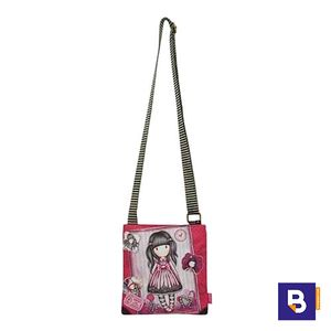 BOLSO BANDOLERA GORJUSS SANTORO SUGAR AND SPICE 386GJ07