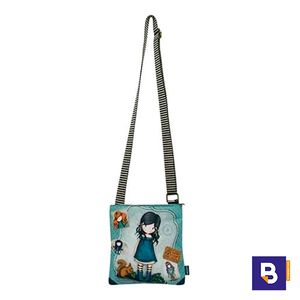 BOLSO BANDOLERA GORJUSS SANTORO YOU BROUGHT ME LOVE 386GJ10