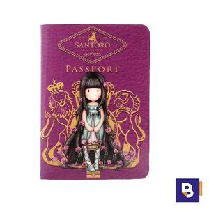CUADERNO PASSPORT GORJUSS ROSIE SANTORO 814GJ01