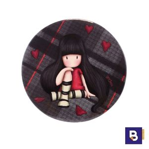 ESPEJO COMPACTO GORJUSS TARTAN THE COLLECTOR SANTORO 841GJ02