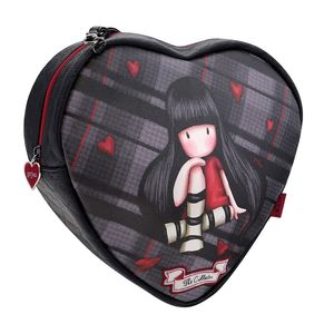 BOLSO CORAZON GORJUSS TARTAN THE COLLECTOR SANTORO 846GJ01