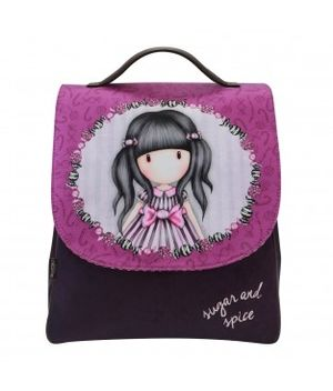 MOCHILA GORJUSS SUGAR AND SPICE SANTORO LONDON 867GJ02
