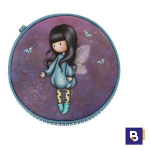 BOLSO PEQUEÑO BOLSITO REDONDO GORJUSS BUBBLE FAIRY HADA SANTORO LONDON 661GJ06