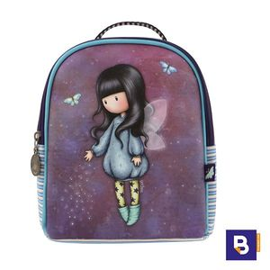 MOCHILA GORJUSS BUBBLE FAIRY HADA SANTORO LONDON 905GJ03