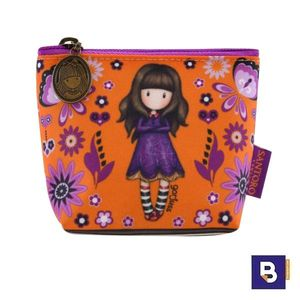 CARTERA MONEDERO GORJUSS FIESTA COBWEBS SANTORO LONDON 565GJ13