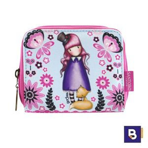 CARTERA MONEDERO GORJUSS FIESTA THE DREAMER SANTORO LONDON 928GJ02