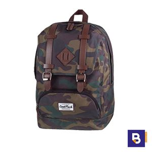 MOCHILA CITY CAMOUFLAGE COOLPACK 72229CP
