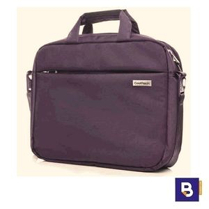 MALETIN PARA PORTATIL COOLPACK ADAPTABLE A CARRO BUSINESS LAGOON PURPLE VIOLETA A44108