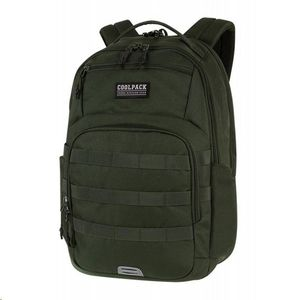 MOCHILA COOLPACK ARMY VERDE C39255