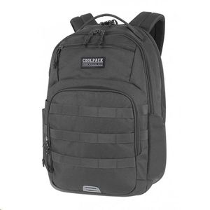 MOCHILA COOLPACK ARMY NEGRO C39258