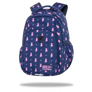 MOCHILA ESCOLAR COOLPACK STRIKE L NAVY KITTY C18240