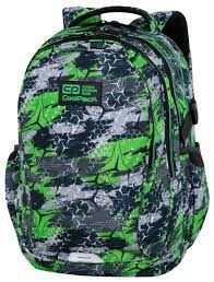 MOCHILA ESCOLAR COOLPACK FACTOR TRIOGREEN C02171