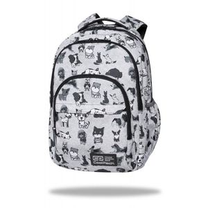 MOCHILA ESCOLAR COOLPACK BASIC PLUS DOGGIES C03180