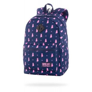 MOCHILA ESCOLAR COOLPACK CROSS NAVY KITTY C26240