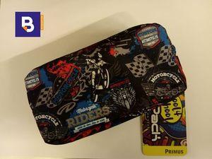 ESTUCHE PLUMIER 3 CREMALLERAS COOLPACK PRIMUS MOTO C60273
