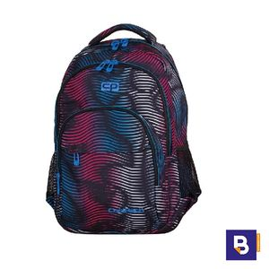 MOCHILA COOLPACK BASIC 27L FLASHING LAVA 70409CP