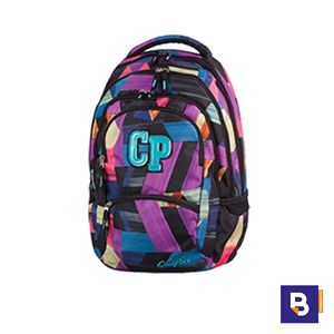 MOCHILA COLLEGE 27L COLOR STRIKES COOLPACK 77972CP