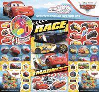 SUPER SET 500 PEGATINAS CARS (NE)