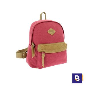 MOCHILA PEQUEÑA JUVENIL MORRAL BLIDENY TOTTO MA04CNY004-1710S  R46