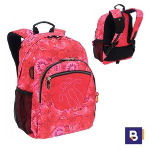 MOCHILA TOTTO ADAPTABLE A CARRO MORRAL ACUARELES MA04ECO021 1720N 1ID