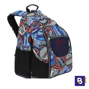 MOCHILA 2EN1 TOTTO MORRAL TABLET Y PC CARTULINA MA04ECO030 - 1810G - 8TR