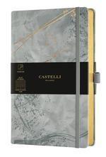 CUADERNO NOTEBOOK CASTELLI MILANO 13X21 COLLECTION WABI SABI HORIZONTAL
