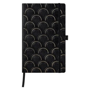 CUADERNO NOTEBOOK CASTELLI MILANO COLLECTION COPPER & GOLD LISO