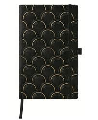 CUADERNO NOTEBOOK CASTELLI MILANO 13X21 COLLECTION COPPER & GOLD LISO