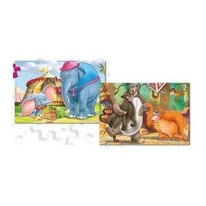 PUZZLE EDUCA 2 X 12 PIEZAS ANIMAL FRIENDS 13499