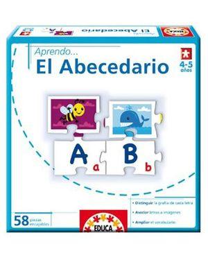 APRENDO ... EL ABECEDARIO EDUCA 14234