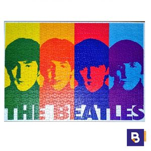 PUZZLE EDUCA 1000 PIEZAS THE BEATLES 14471