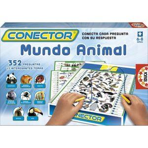 CONECTOR EDUCA MUNDO ANIMAL 14920