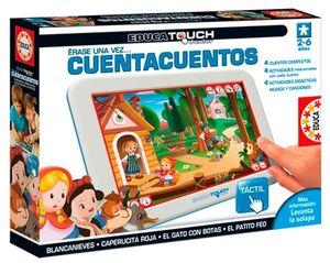 EDUCA TOUCH JUNIOR CUENTACUENTOS 15746